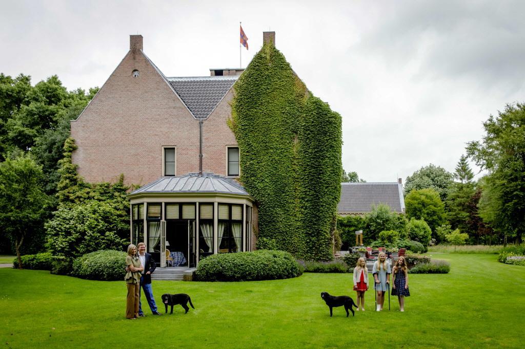 Bezit koninklijke familie beslaat 520 hectare