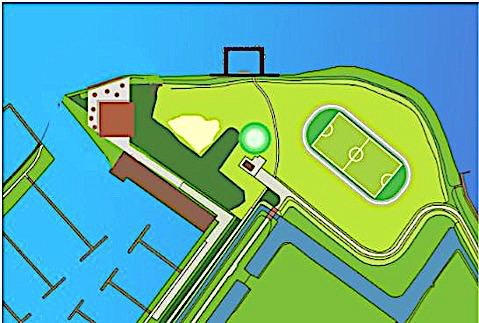 De Hoorne krijgt een zwembad en een amfitheater: recreëren wordt luxe in Akersloot