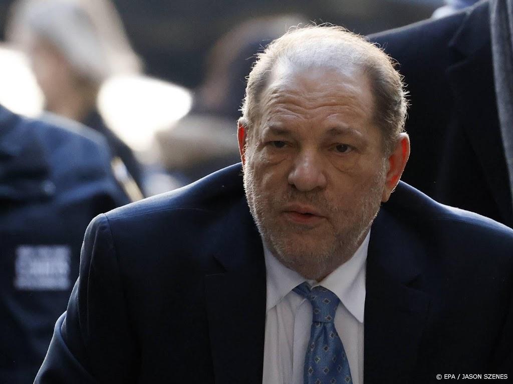 Harvey Weinstein uitgeleverd aan Californië