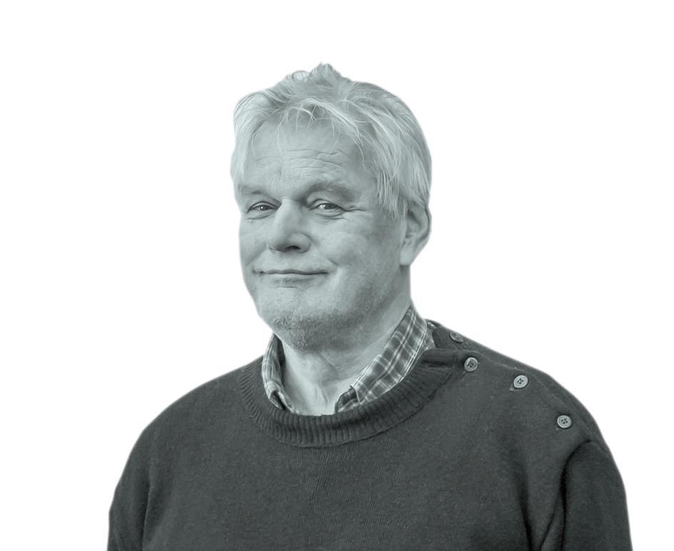Een bord gemengde sla is theater, vindt Klootwijk | column