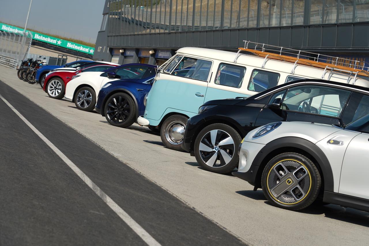 Evenement met elektrische auto's op Circuit Zandvoort krijgt groen licht