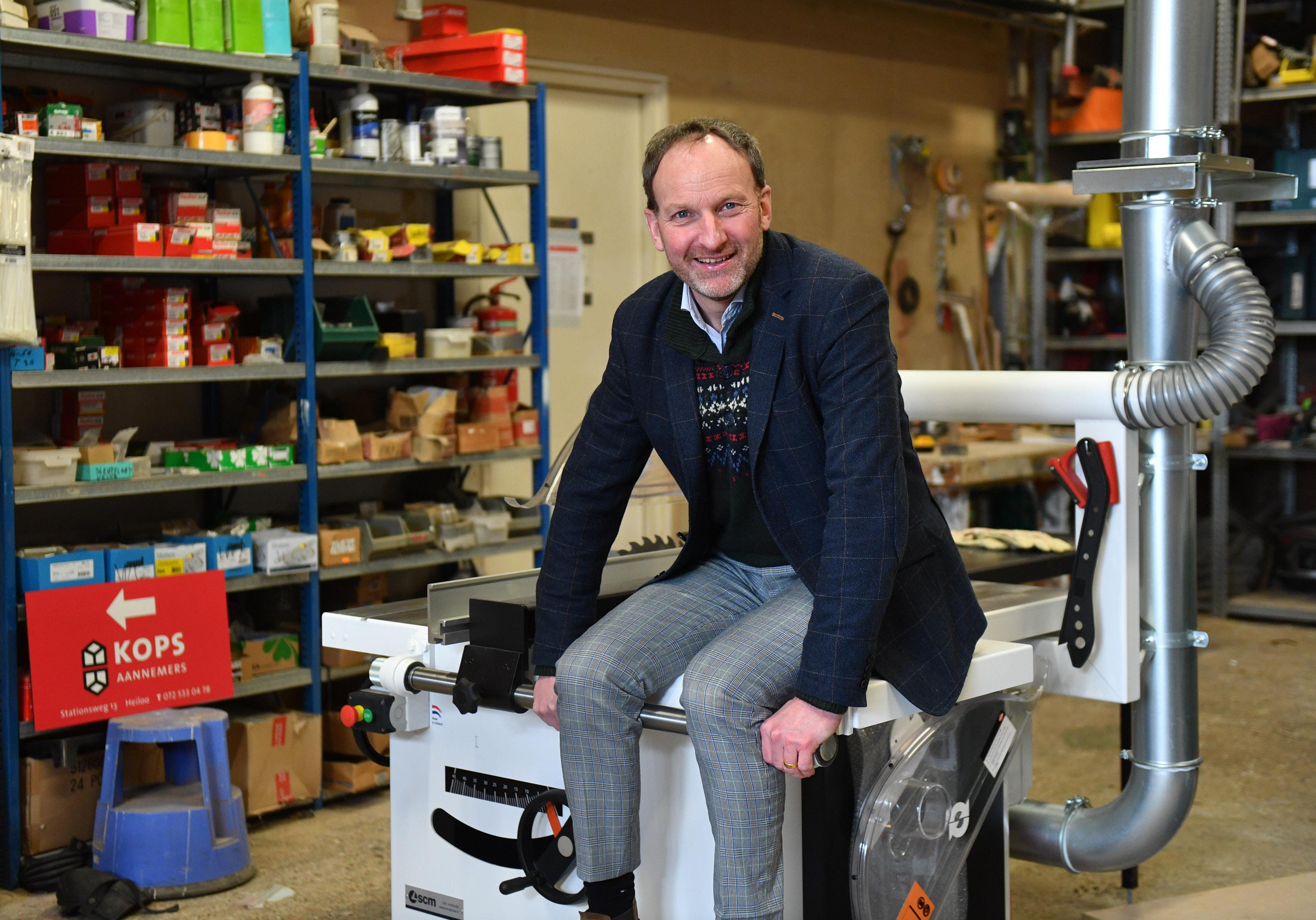 Wielrenner Patrick Kops uit Heiloo vormde tien jaar lang succesvol koppel met gangmaker Willem Fack: 'Wij waren een gouden combinatie, een echte twee-eenheid'