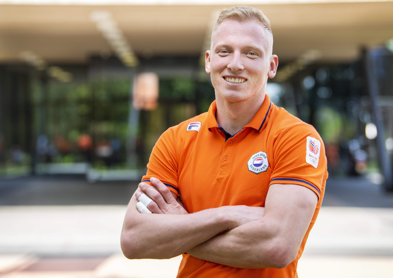 Judoka De Wit uit Heemskerk stelt opnieuw teleur op WK