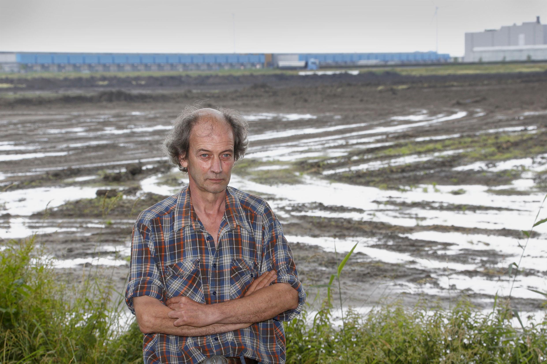 'De komst van windturbines, datacenters en Agriport in de Wieringermeer is peanuts vergeleken met de ontwikkelingen in de Rijnmond'