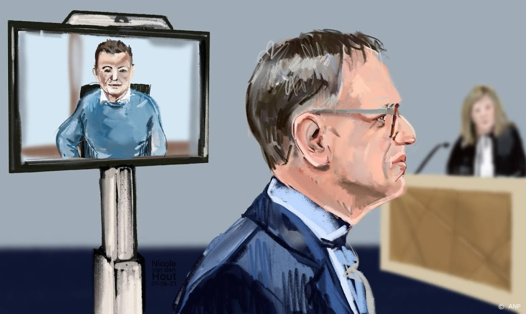 Voorarrest van complotdenker Bodegraven verlengd