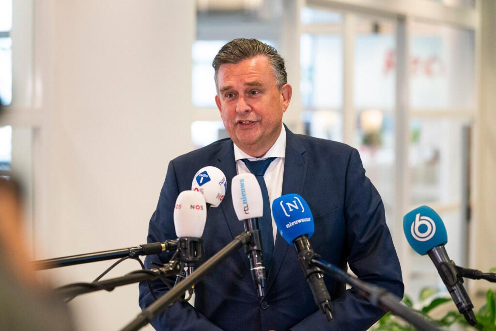 SP-coryfee Emile Roemer waarnemend burgemeester in Alkmaar