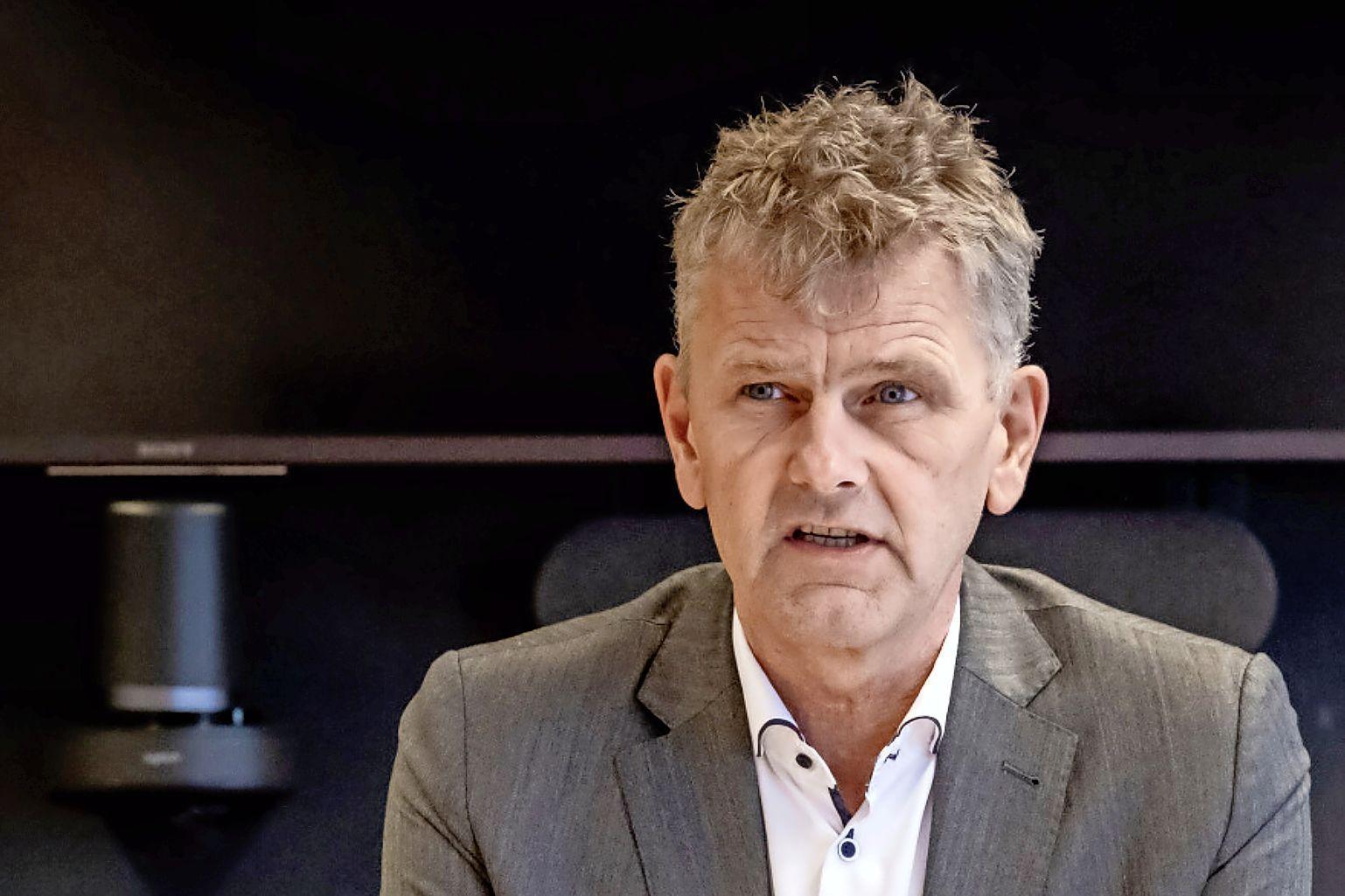 Burgemeester Smit van Beverwijk blikt terug op vertrek wethouder Erol: 'Het was zíjn besluit. Nee, dit is geen vrolijke dag'