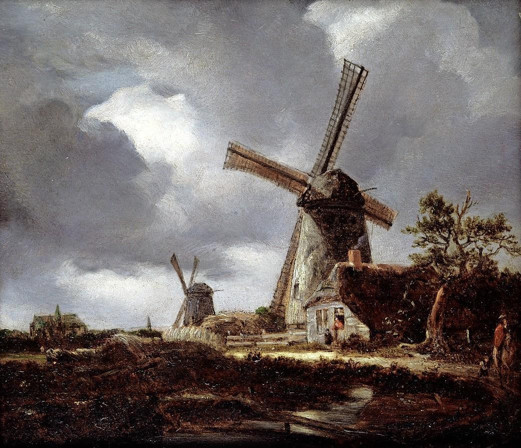 Teylers Museum in Haarlem eert John Constable met eerste overzichtstentoonstelling: 'Hij is een van de grootste landschapsschilders aller tijden' [video]