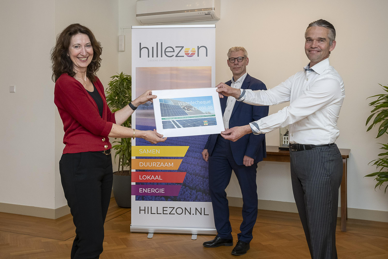 Hillegom heeft een energiecoöperatie: zonnecollectoren op grote daken voor en door de inwoners