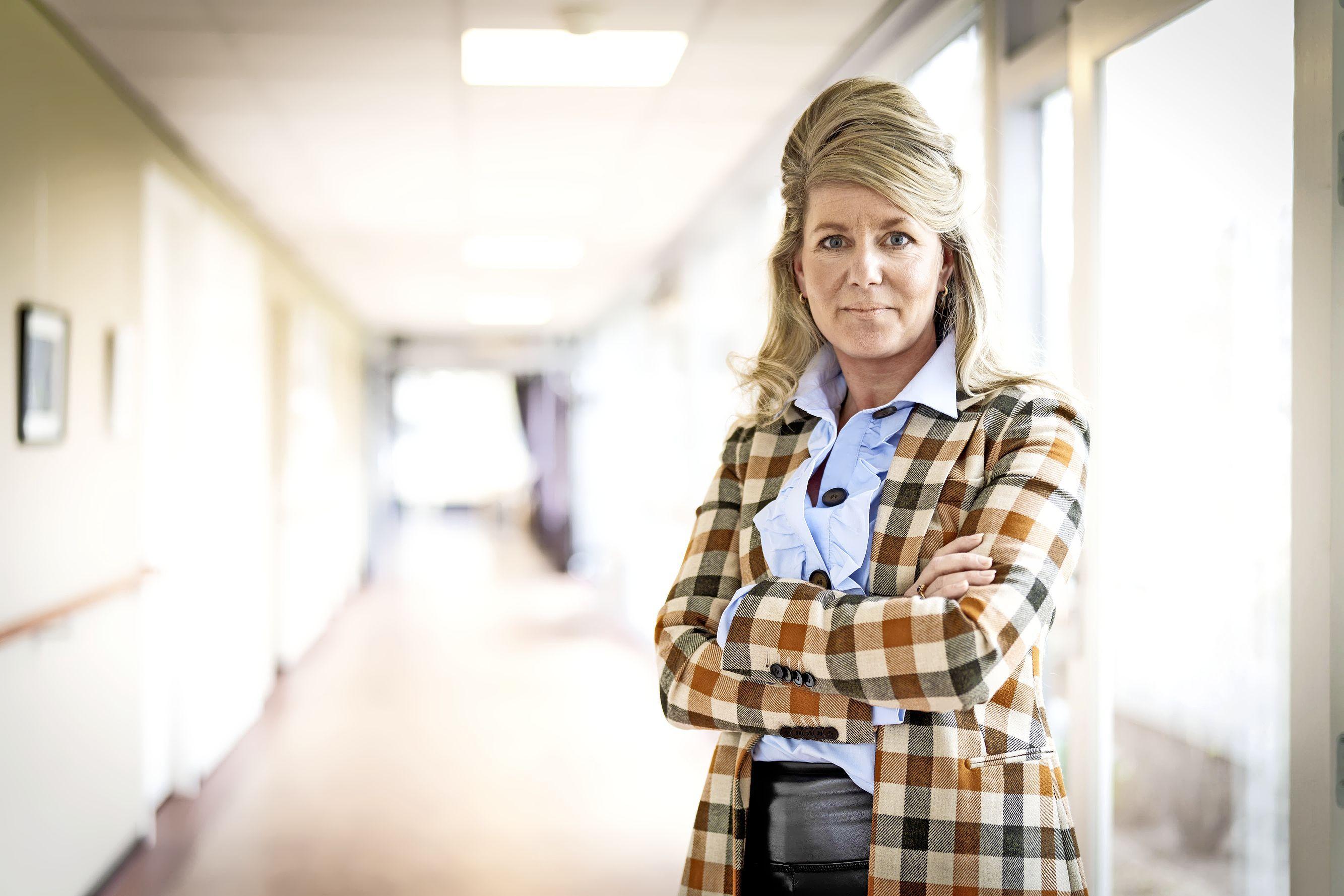 Een gesloten verpleeghuis, tekorten en eenzame ouderen. De locatiemanager van Bernardus blikt terug: 'Het was niet alleen maar verdrietig'