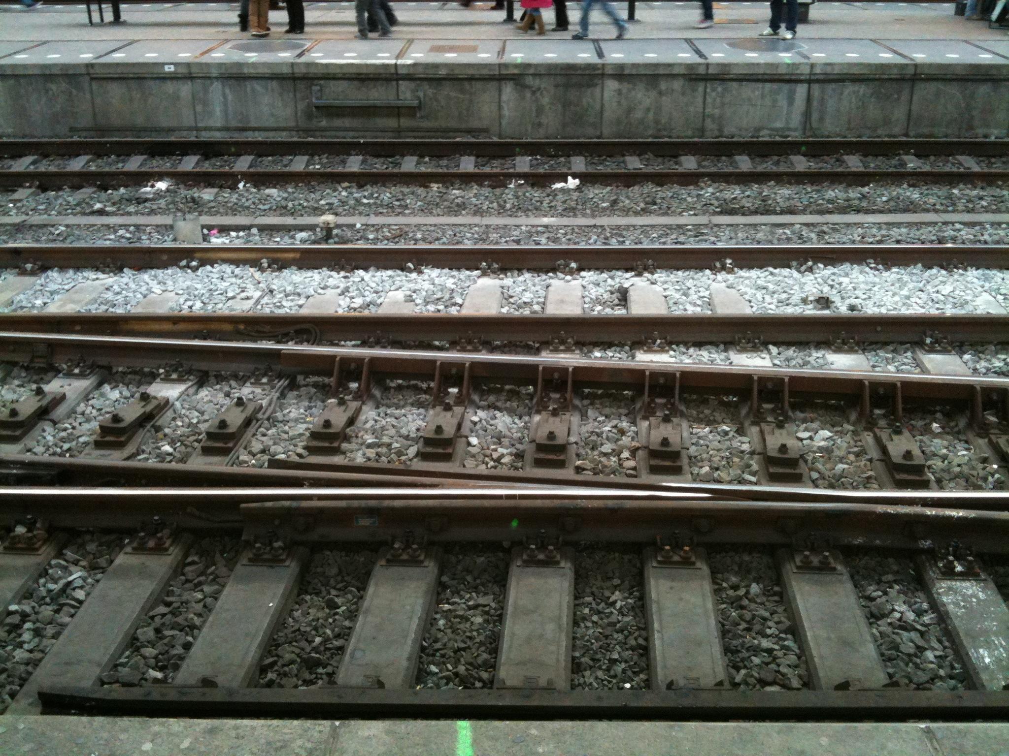 Treinverkeer verstoord geweest tussen Leiden en Alphen aan den Rijn