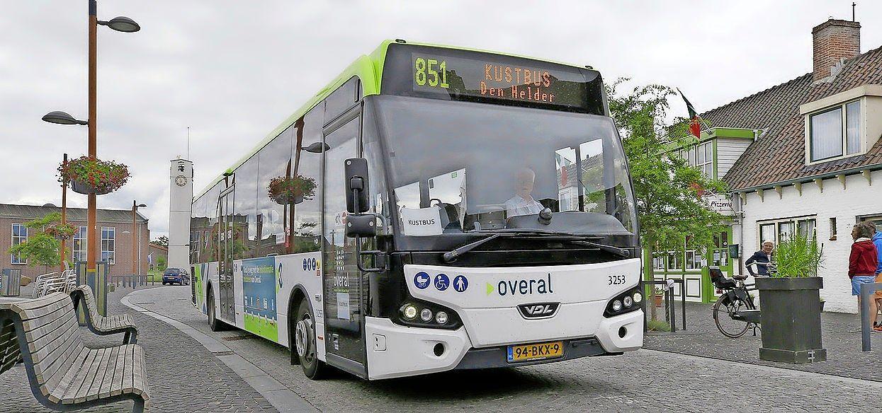 Is het Wim Vonk toch gelukt: de Kustbus tussen Petten en Den Helder gaat deze zomer wél rijden