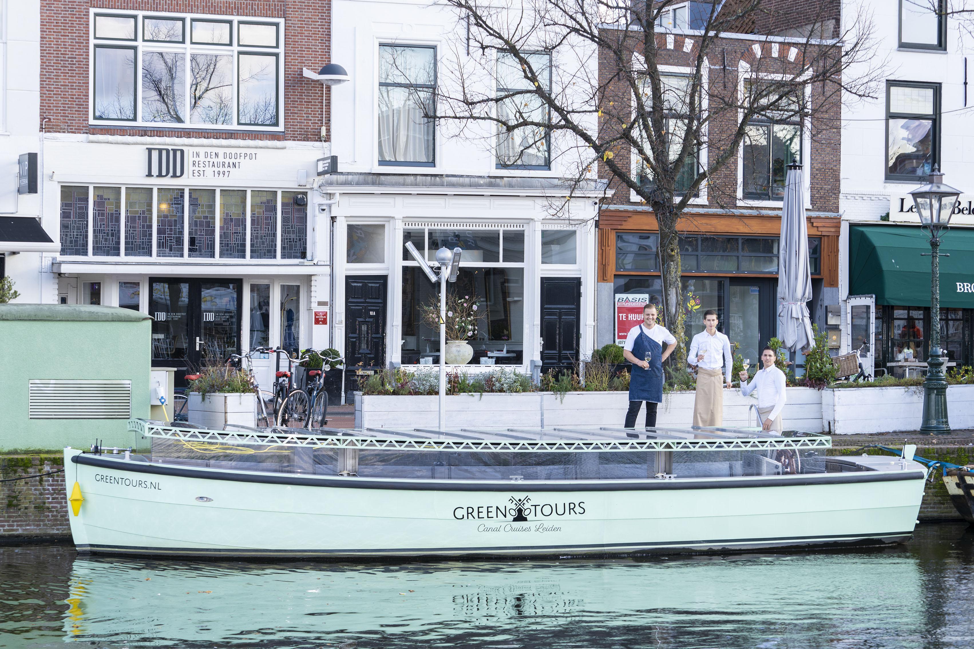 Drie gestage stijgers in de Lekker top 500: In den Doofpot in Leiden, LaTour in Noordwijk en Plantage 87 in Oude Wetering