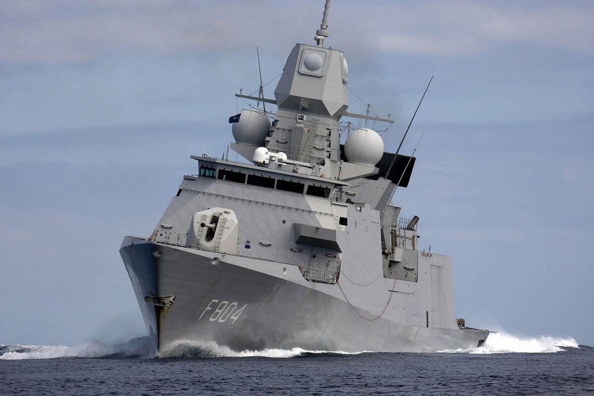 Defensie gaat miljarden investeren in de marine, veel werkgelegenheid en investeringen komen in de Kop van Noord-Holland terecht