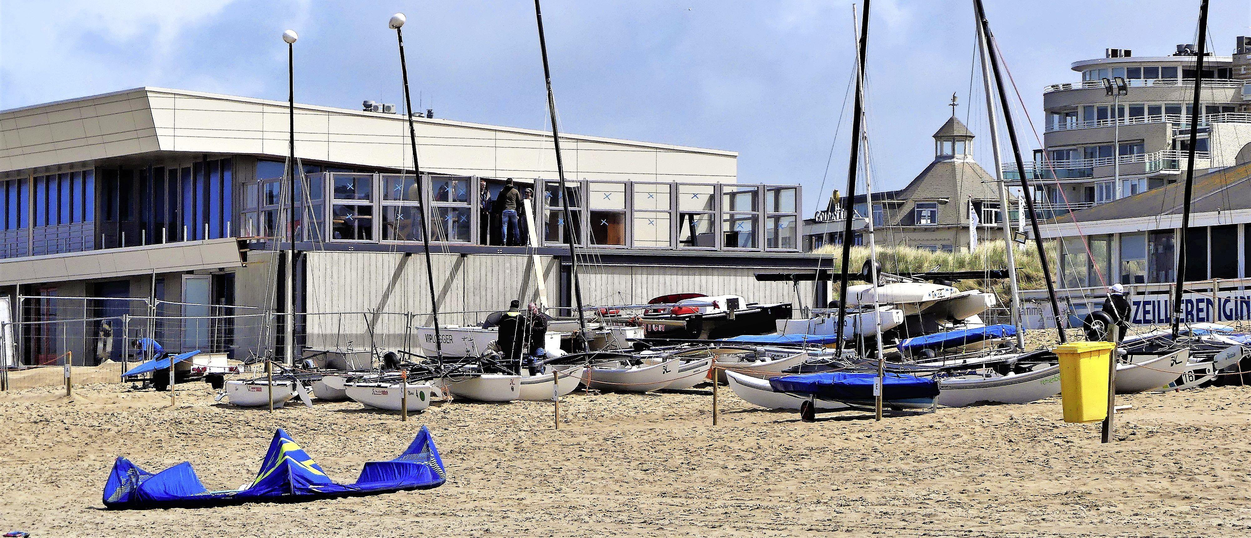Nieuw onderkomen ZVN en NRB op strand van Noordwijk krijgt vorm