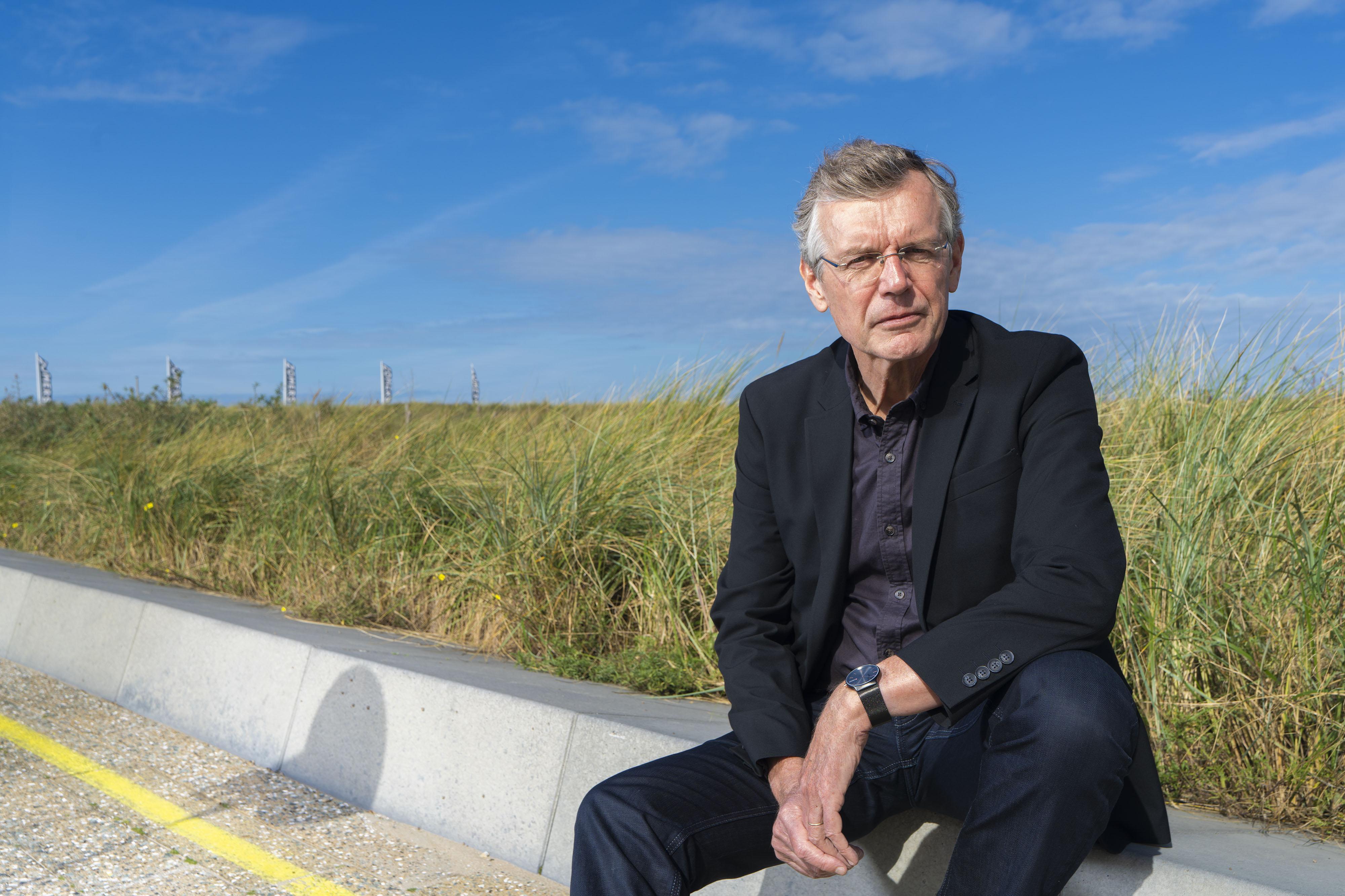 Katwijkse politicus Jaap Haasnoot strijdt voor rechtvaardigheid op landelijke kandidatenlijst 50Plus: 'Ik ben een beetje een idealist, vrees ik'