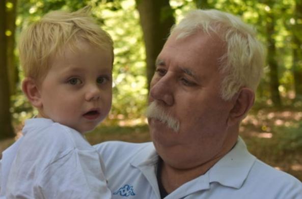 Dankzij Robin Goossens (1946-2020) kreeg Slootgaardmolen zijn wieken terug