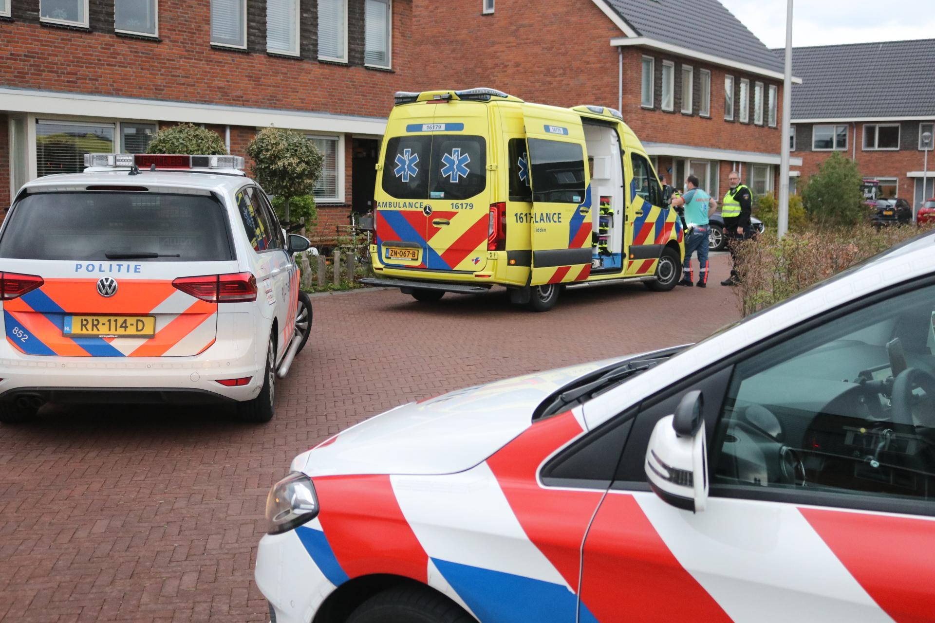 Meisje aangereden door auto in Voorhout