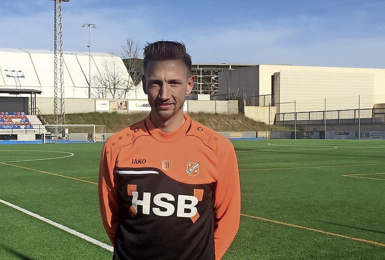 Kevin Visser mikt na tweede knieoperatie op start nieuwe seizoen FC Volendam