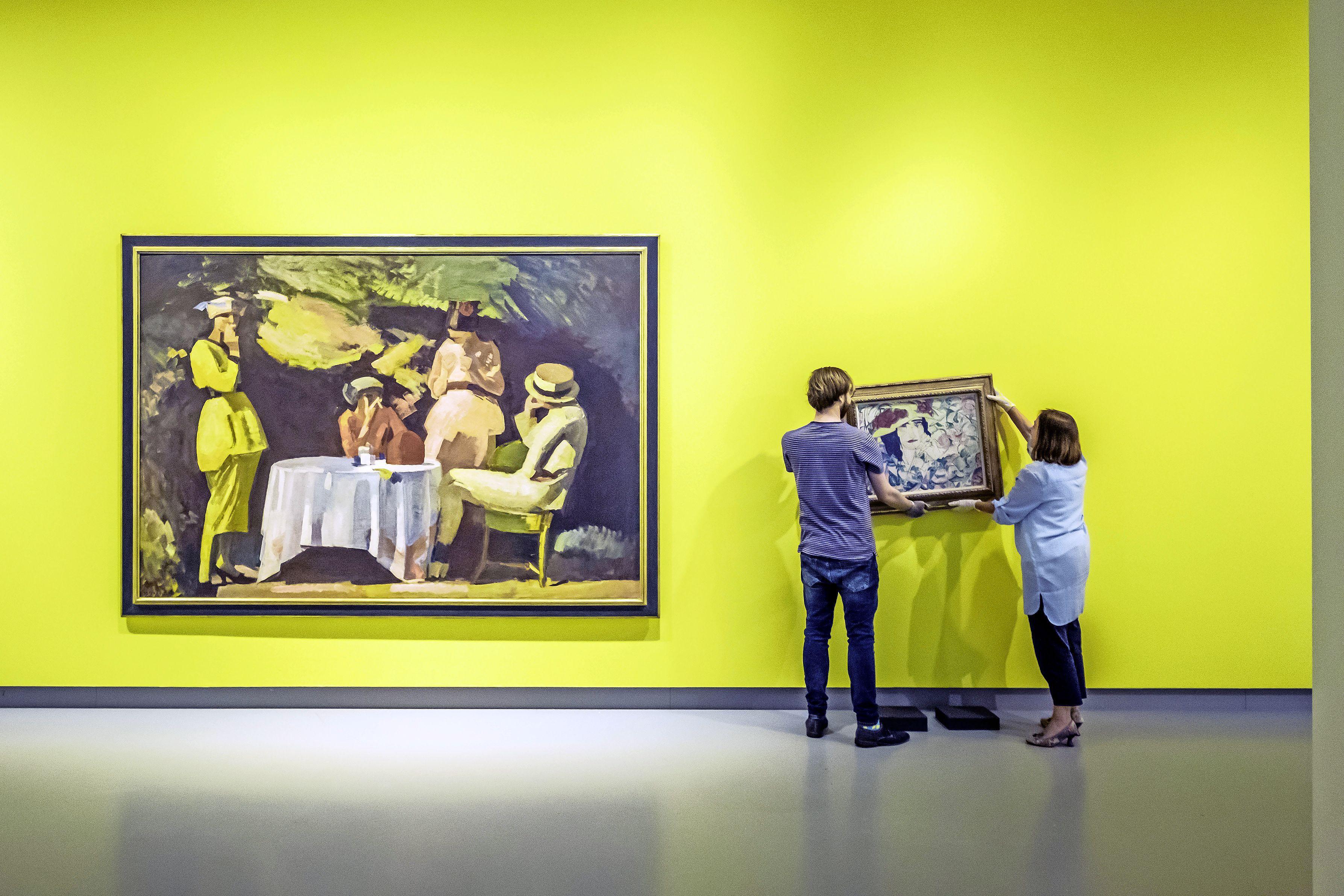Museum Kranenburgh krijgt miljoenen van de raad in Bergen, maar nieuw depot dat van dat geld wordt gebouwd, moet voor alle kunst- en cultuurinstellingen beschikbaar zijn