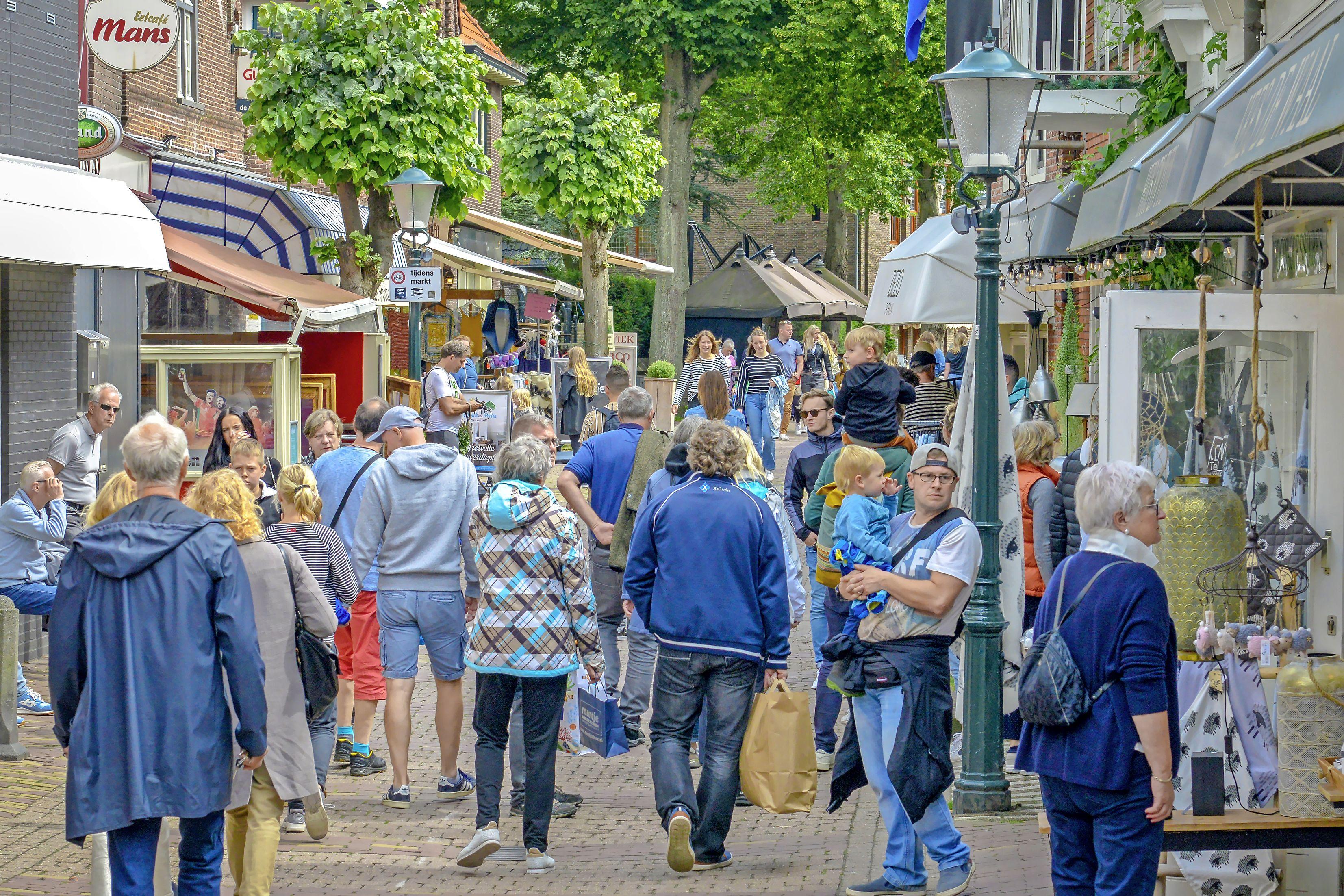 Texel profiteert van vakantieplannen Nederlanders en Duitsers. 35 procent van de Nederlanders en zestig procent van de Duitsers moet nog boeken voor deze zomer