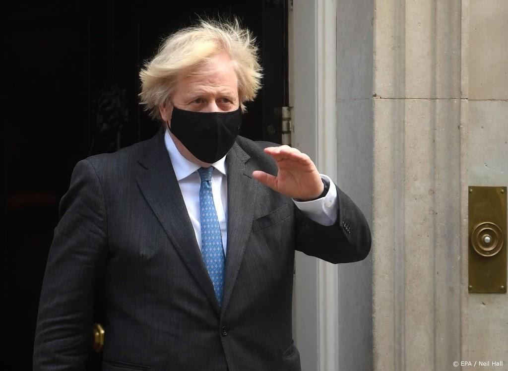 Premier Johnson: beweringen Harry en Meghan zaak van paleis