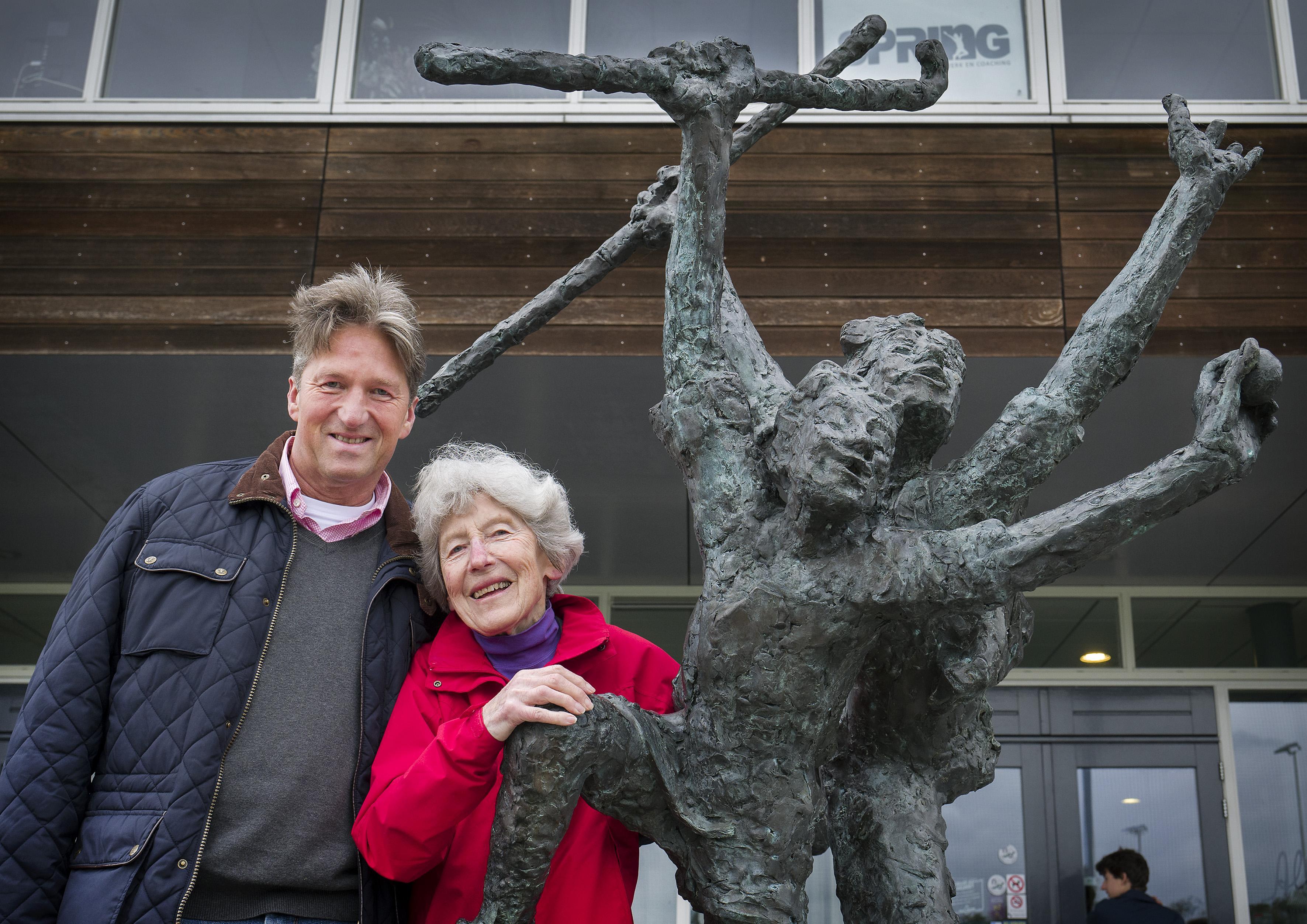 Familie Van Doorn heeft hechte band met 90-jarig Alliance