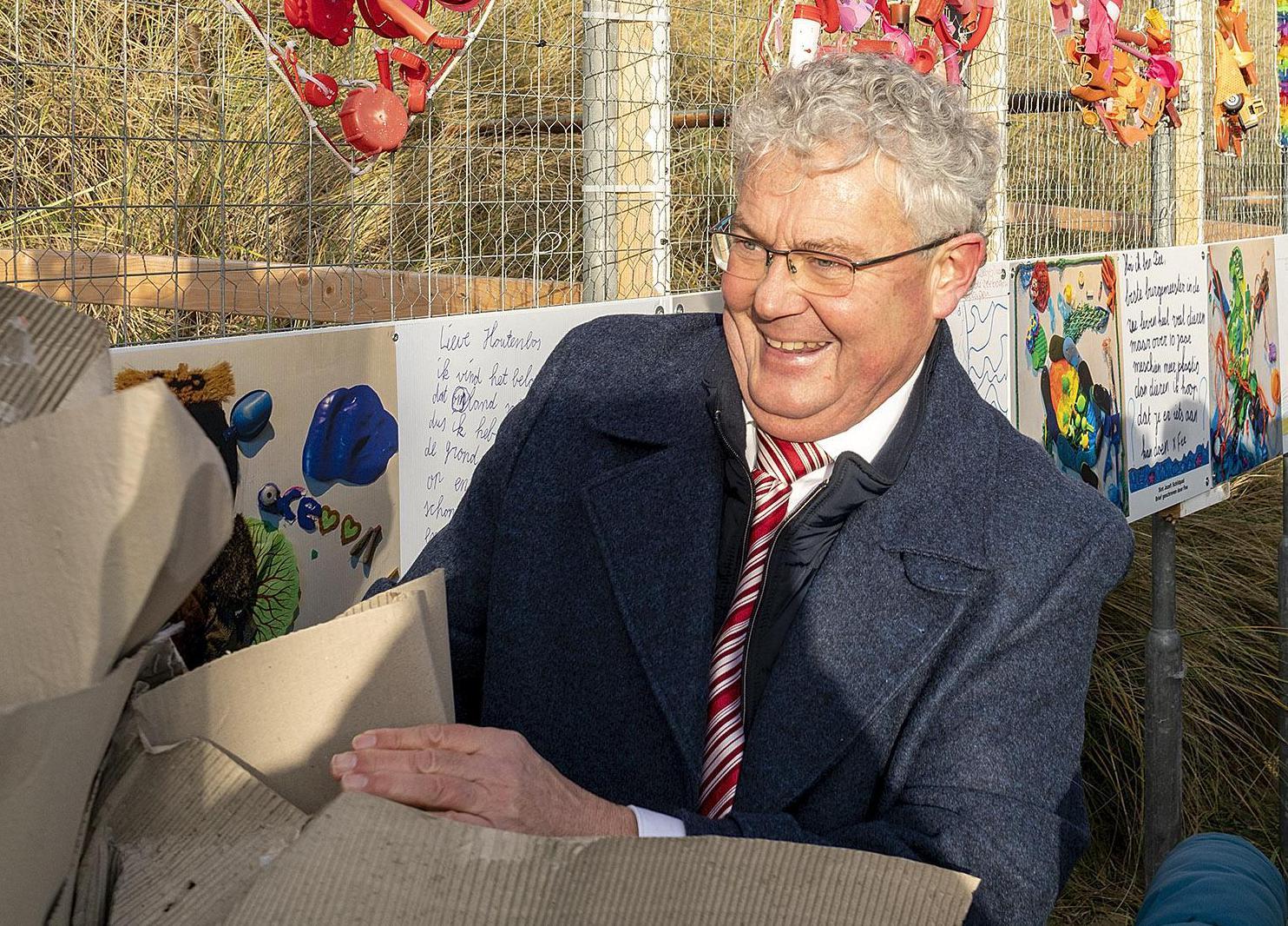 Coalitiepartijen Koggenland dragen Jan Houtenbos (64) voor als extra wethouder: 'Zijn kennis is van grote waarde'