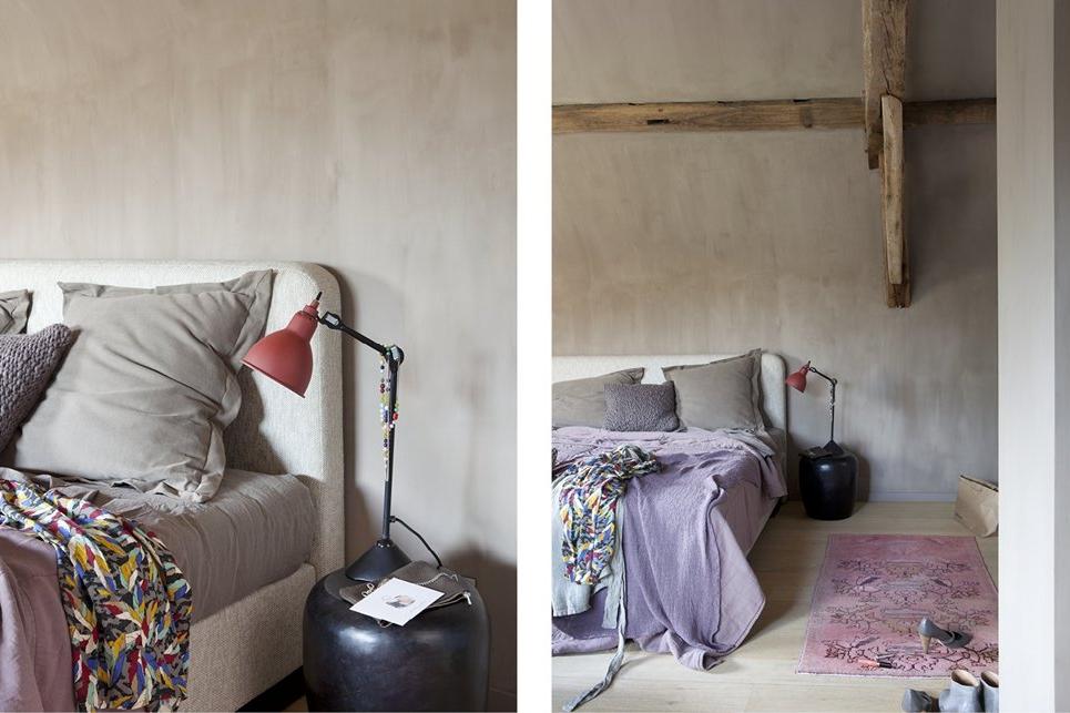 Bruine Slaapkamer Muur : Tien kleurtips voor je slaapkamer vrij telegraaf