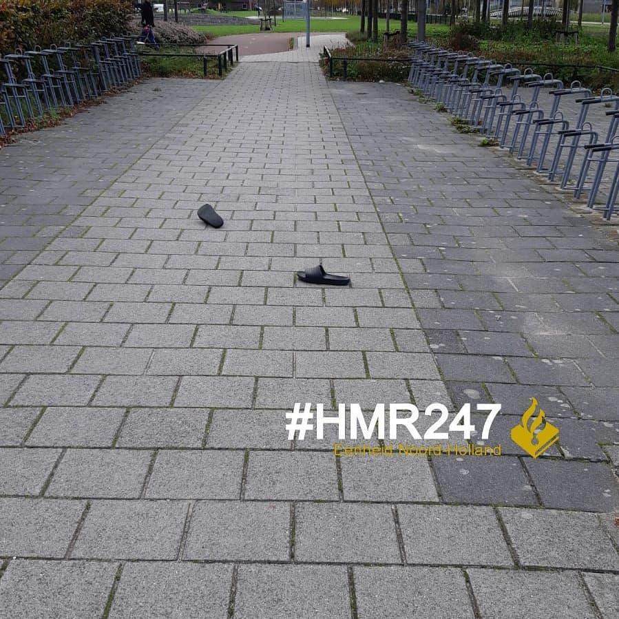 Drugsdealer op sokken en met wiet in onderbroek vlucht voor politie in Hoofddorp