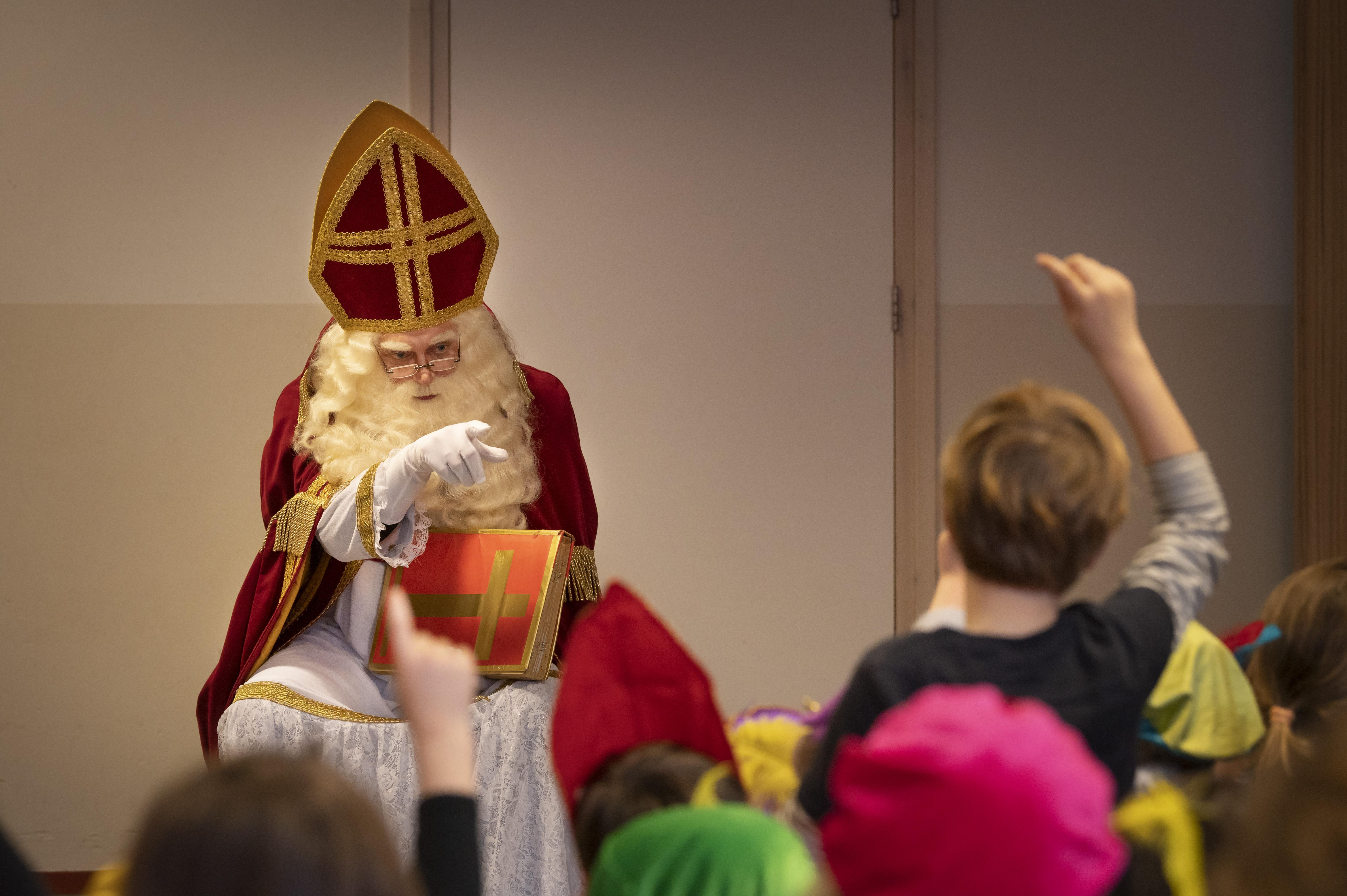Sinterklaas op school: anders maar niet minder leuk