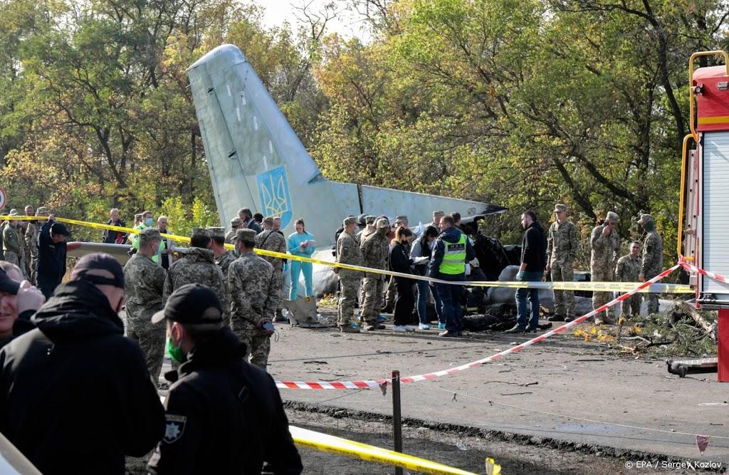 Dodental crash militair vliegtuig Oekraïne stijgt naar 26