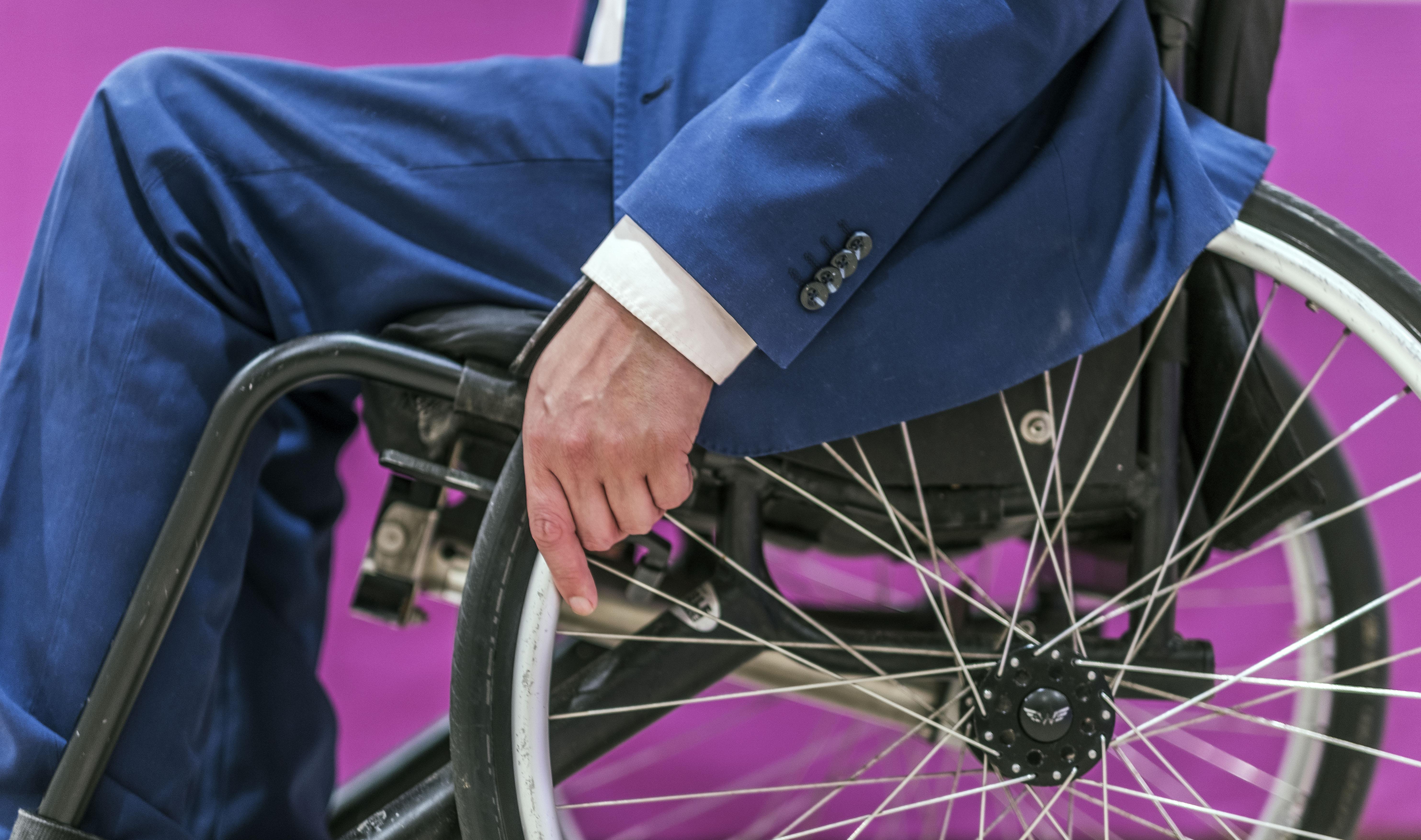 Wijrollen.nl wil mensen met een beperking een eerlijke kans geven op de arbeidsmarkt