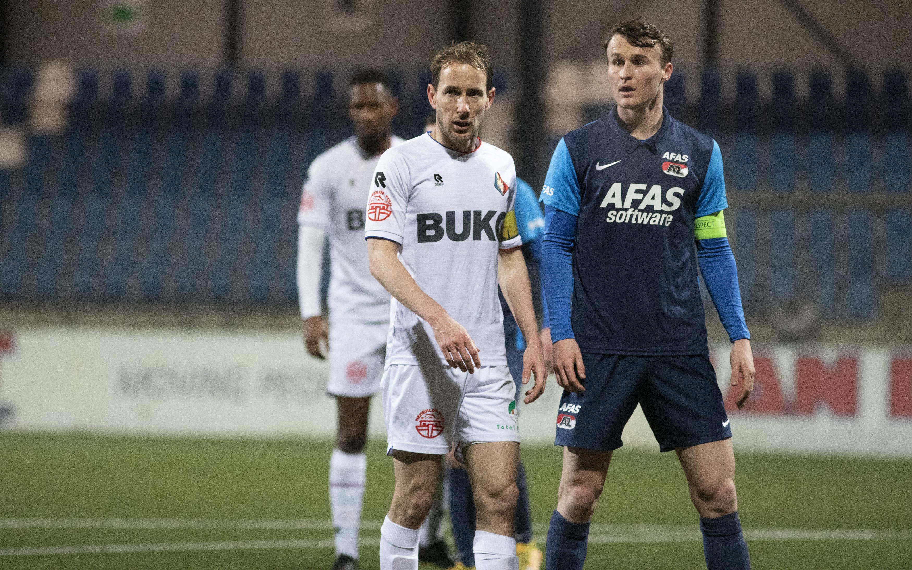 Mister Telstar Frank Korpershoek stopt na dit seizoen met voetballen: 'Het is mooi geweest'