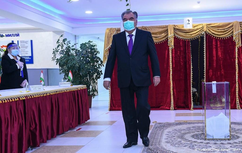 'Corona-epidemie in Tadzjikistan voorbij'