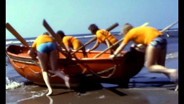 Bewegend Verleden: wedstrijd reddingsbrigades, Zandvoort 1972 [video]