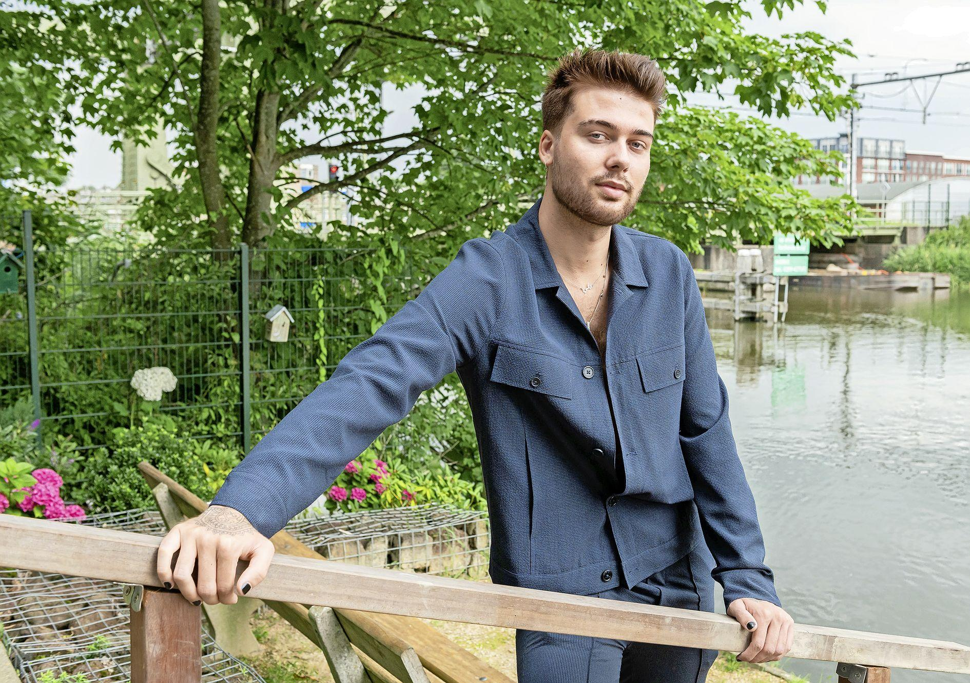 The Voice-winnaar Dany (22) uit Purmerend haalt inspiratie uit verdriet om overleden vriend: 'Praten over mentale gezondheid moet genormaliseerd worden'