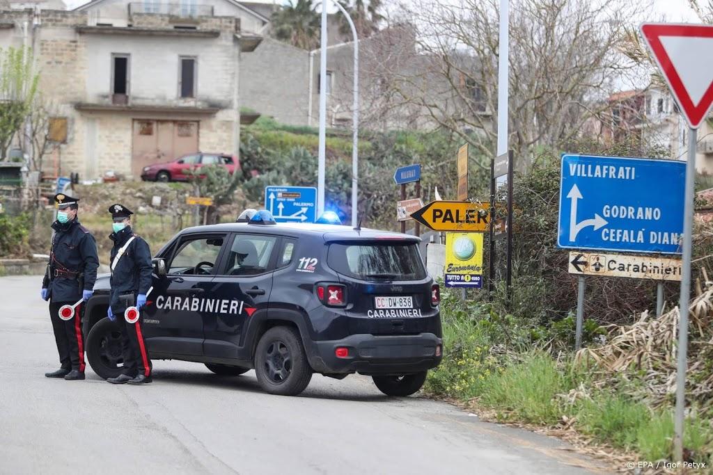 Bijna 100 maffialeden opgepakt op Sicilië