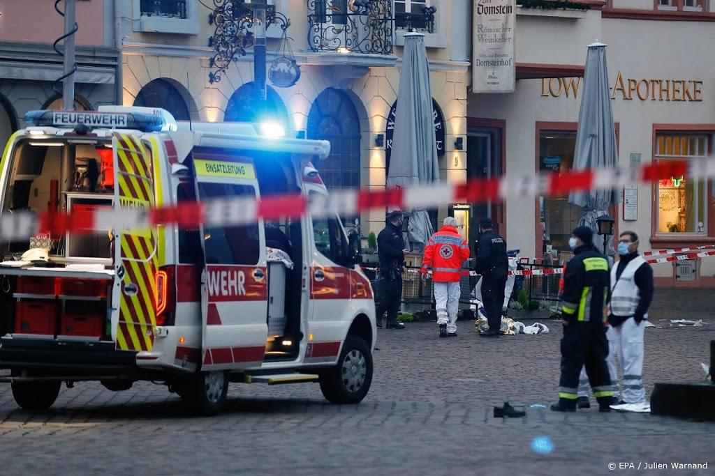 Verdachte doodrijden voetgangers Trier 'praat met politie'