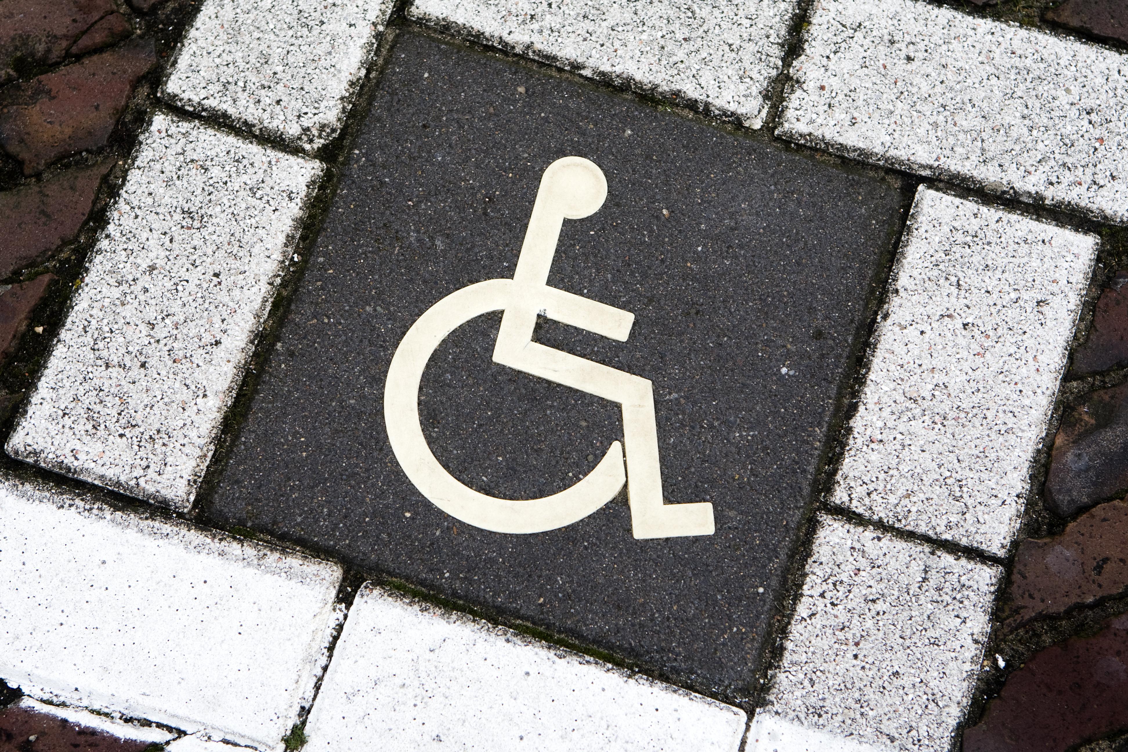 Gehandicapte in Oegstgeest het duurste uit voor parkeerkaart