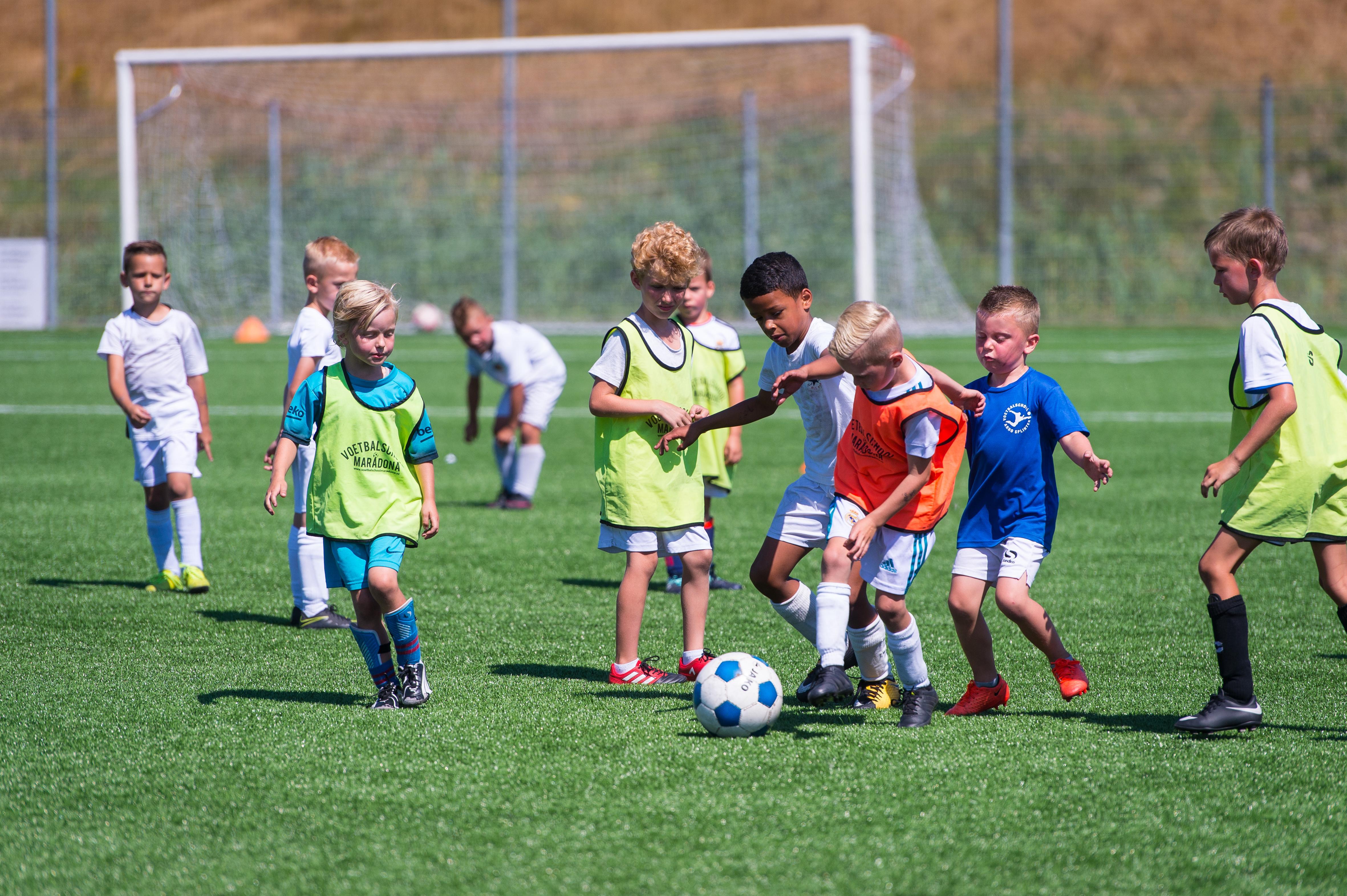 Kiezen hoeft niet meer bij voetbalvereniging ZOB uit Zuidoostbeemster; er is straks plek voor iedereen