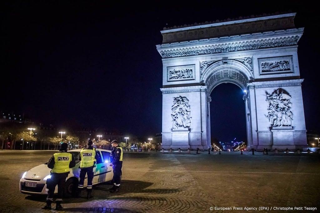 Avondklok in meerdere Franse departementen vervroegd