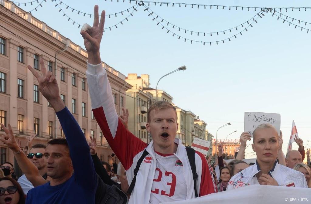 Litouwen, Polen en Roemenië vragen om steun voor Wit-Rusland