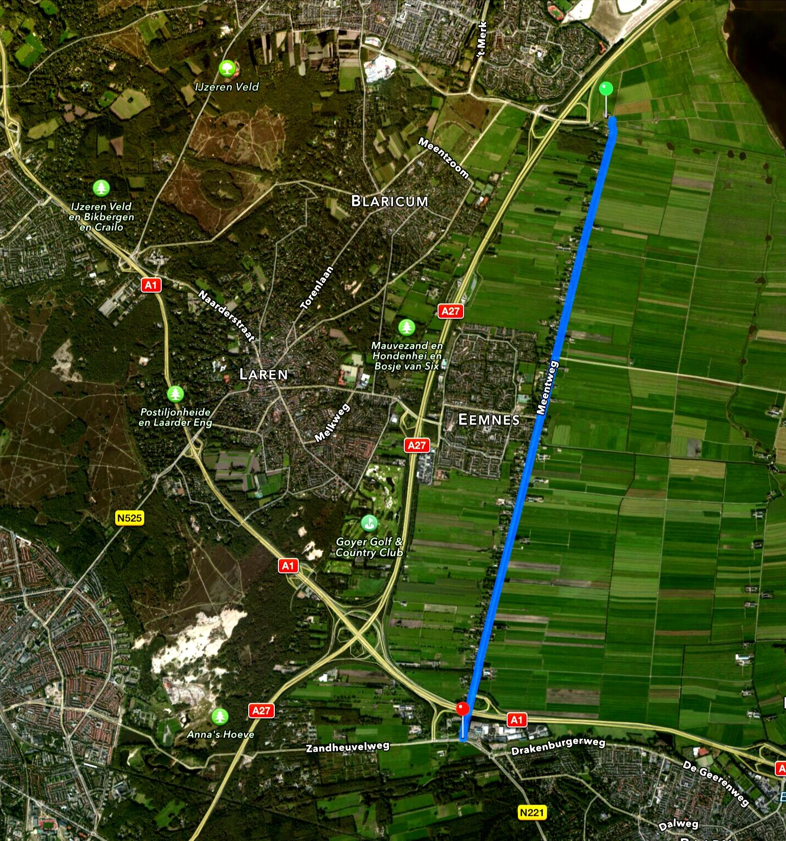 Geheim: Eemnes koopt grond voor 735.000 euro