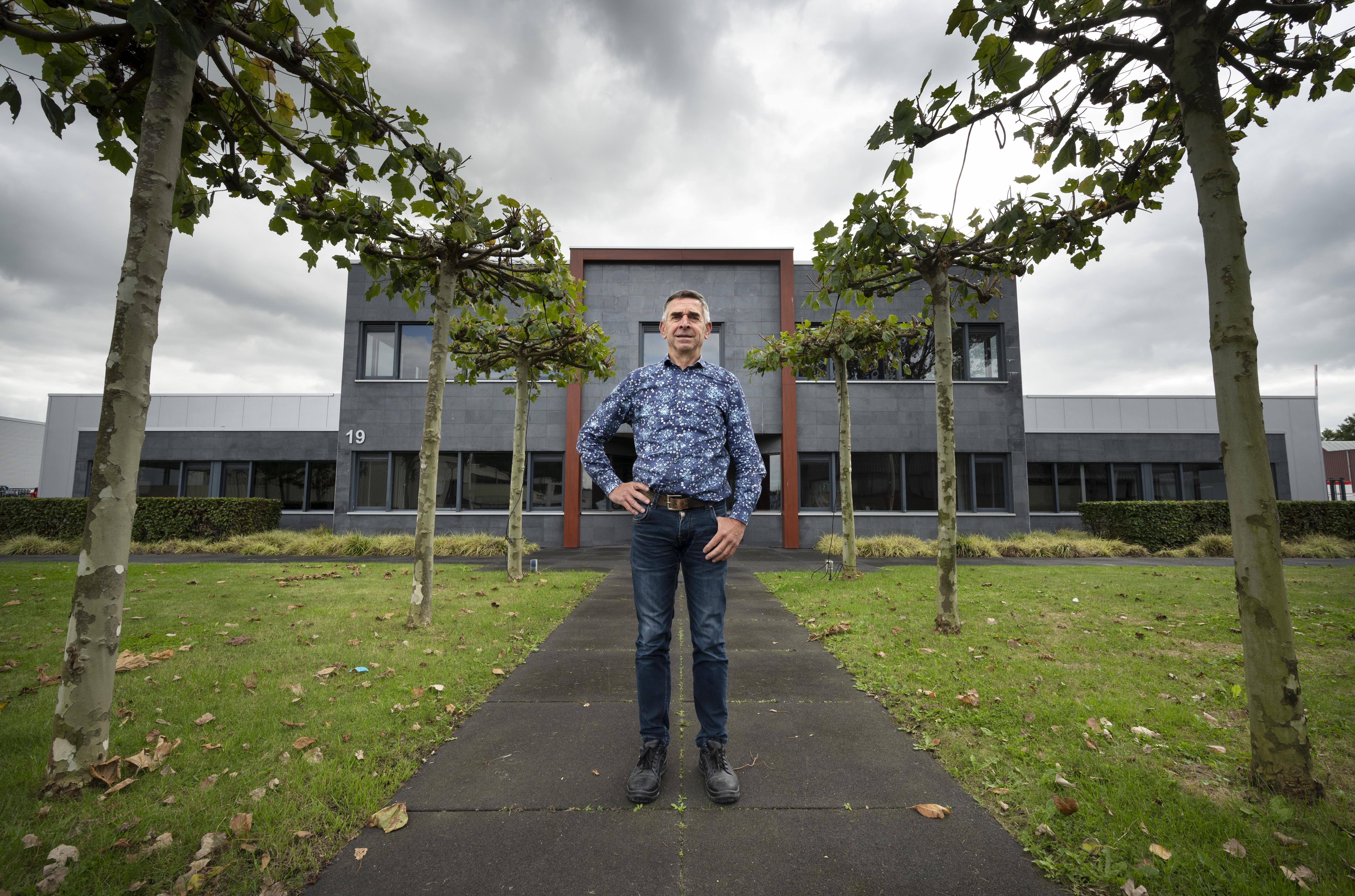 'Ripper' Jos van der Ploeg: van eenpitter naar 150 personeelsleden tellend bedrijf in kunststof kozijnen