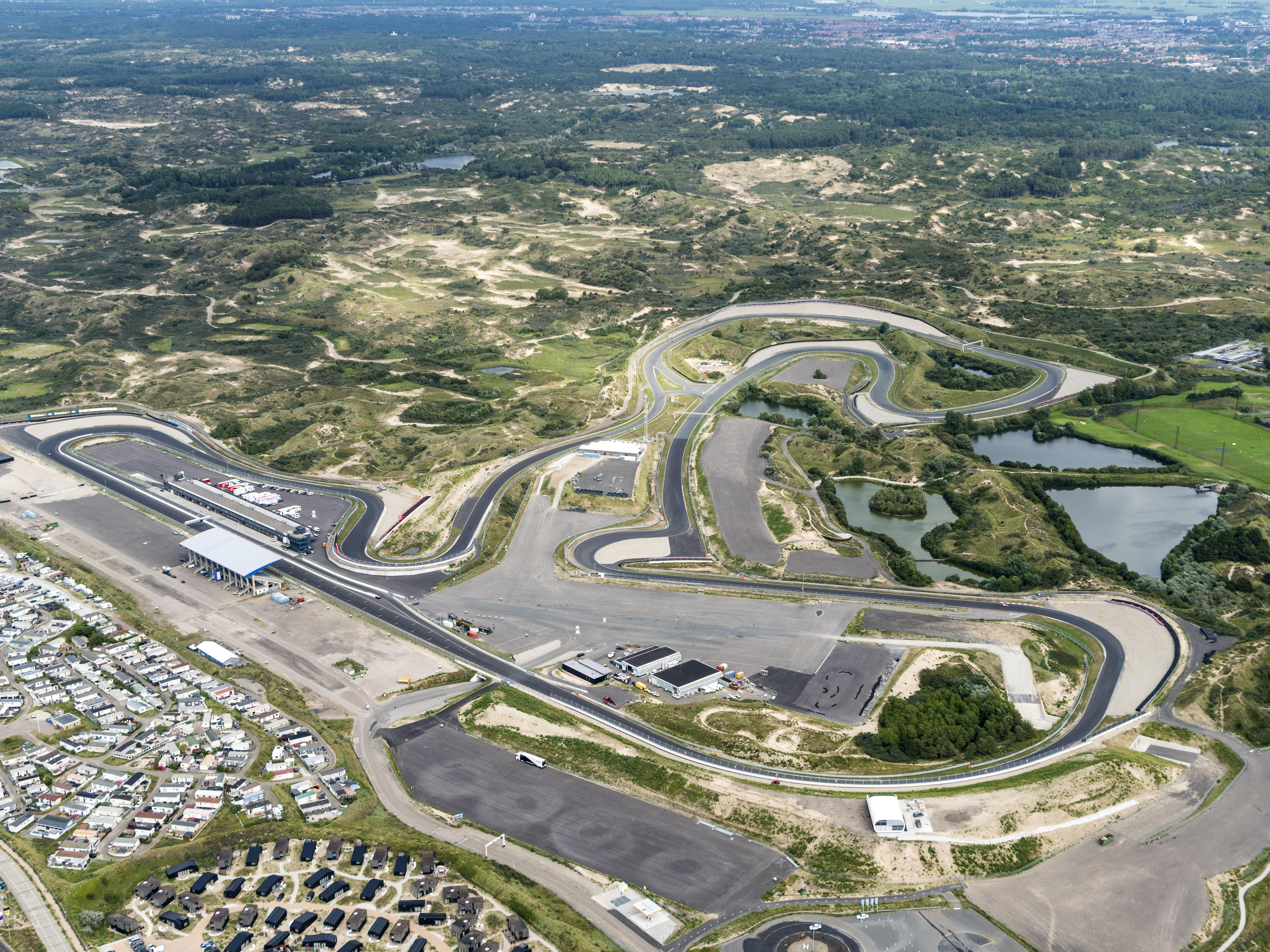 Organisatie GP Zandvoort hoopt deze zomer nog altijd op meer dan honderdduizend fans per racedag