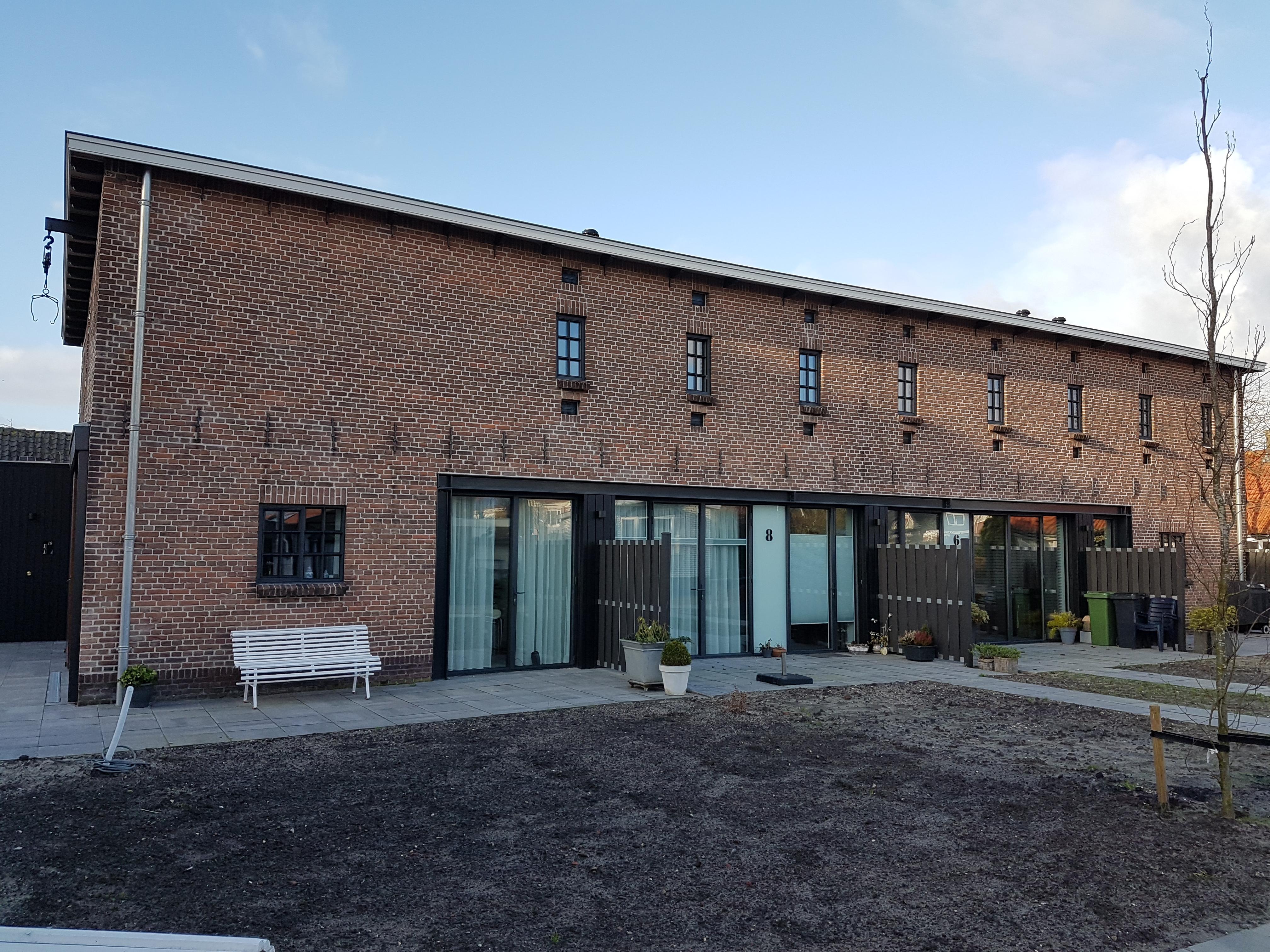 Restauratieprijs voor gerenoveerde bollenschuur in Sassenheim