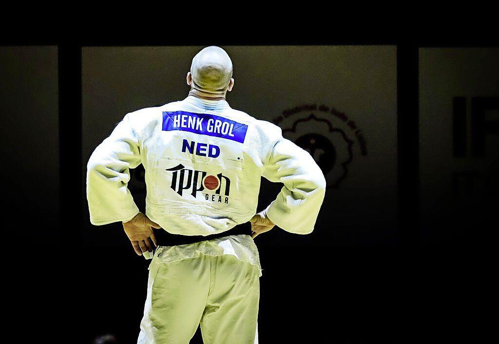 Haarlemse judoka Grol slaat WK in aanloop naar Spelen over