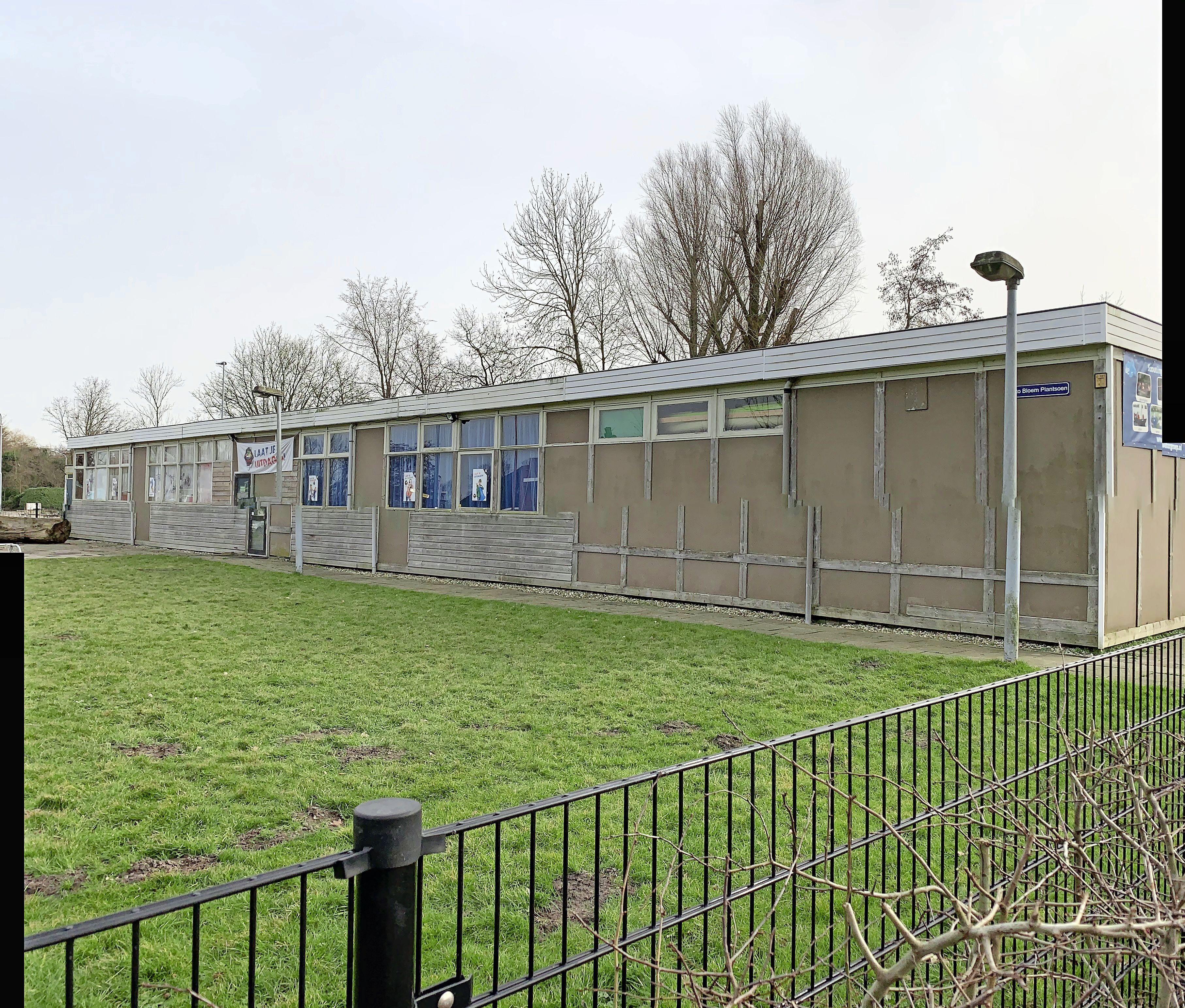 Scouts Badhoevedorp krijgen nieuw gebouw, voormalig Haarlemmermeer Lyceum is volledig versleten