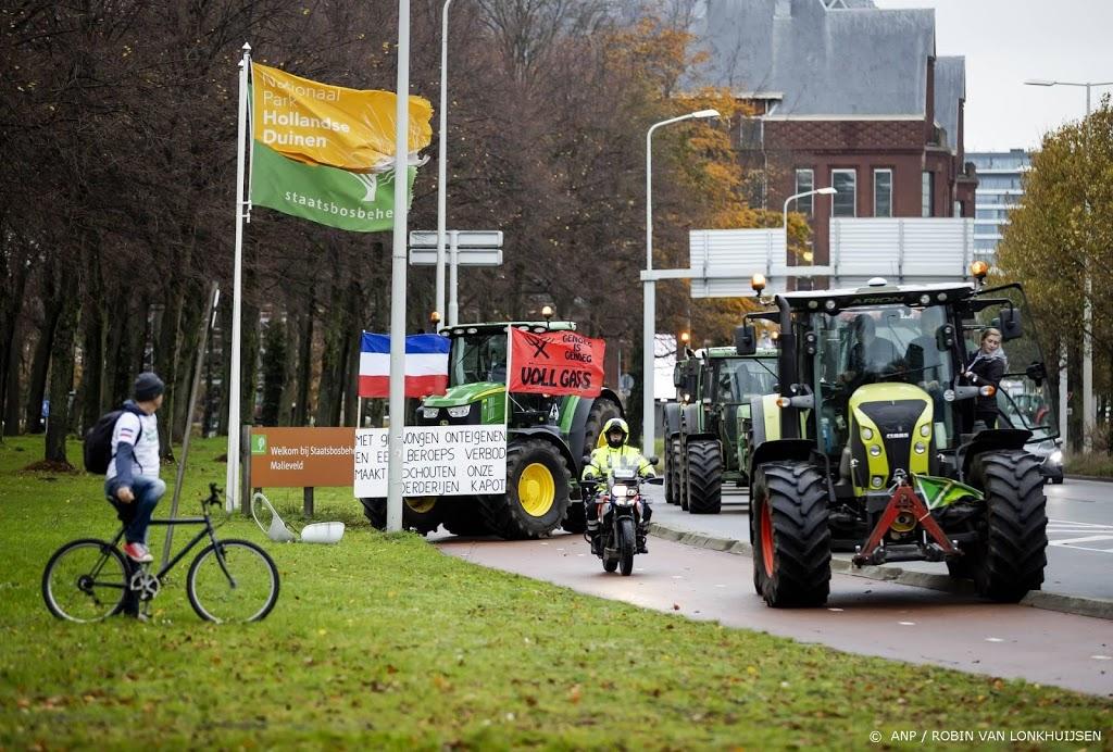 Actiegroep verwacht duizenden boeren bij stikstofprotest woensdag
